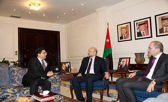 الرزاز يؤكد عمق العلاقات الأردنية المغربية