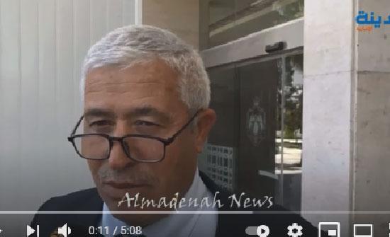 فيديو : شاهد الطراونة يعتذر للنواب والعودات ويشرح سبب ثورته في جلسة المجلس الاخيرة