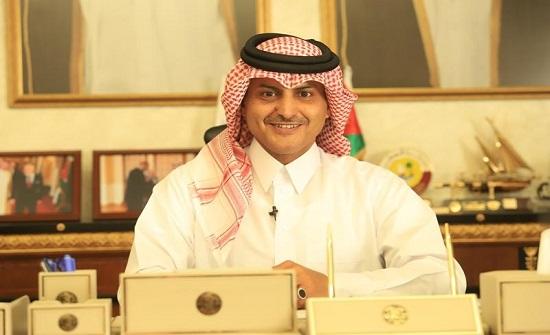 السفير القطري: العلاقات الاردنية القطرية مرشحة للمزيد من التعاون