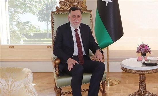 """السراج يدعو لإيجاد """"توافقات جديدة"""" تداوي جراح ليبيا"""