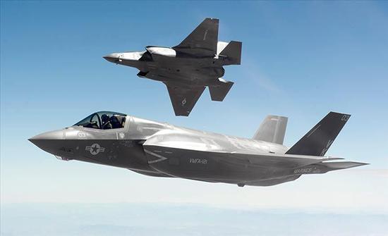 """إسرائيل تعارض بيع واشنطن طائرات """"إف 35"""" لقطر"""