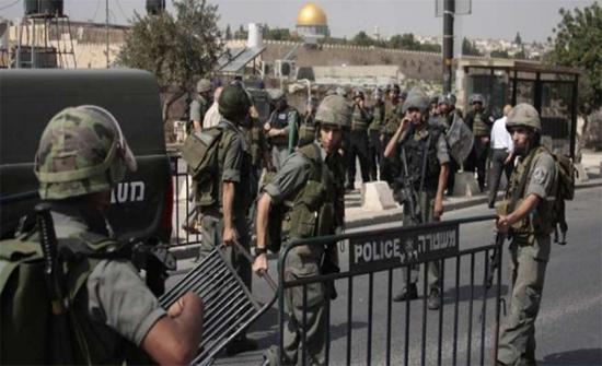 الاحتلال يفرض طوقا أمنيا شاملا على الضفة وغزة بمناسبة الأعياد اليهودية