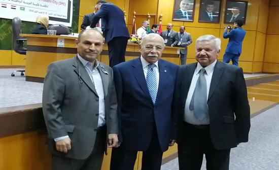 جامعة إربد الأهلية تشارك في مؤتمر الرياضة والمدينة العصرية في اليرموك