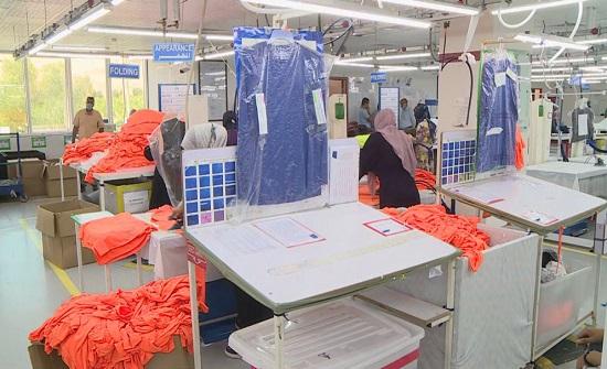 غرفة صناعة الأردن: القطاع الصناعي يُوظف 250 ألف عامل منهم 200 ألف أردني