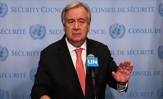 """""""مؤتمر برلين 2"""".. غوتيريش يوجه 3 رسائل لحل الأزمة الليبية"""