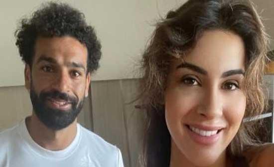 """ملكة جمال الهند مع محمد صلاح فى صالة ال""""جيم"""" .. صور"""