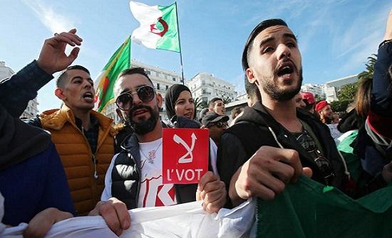 فتح مراكز الاقتراع في الجزائر للتصويت لاختيار رئيس جديد