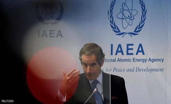إيران.. محادثات بناءة مع الوكالة الدولية للطاقة الذرية