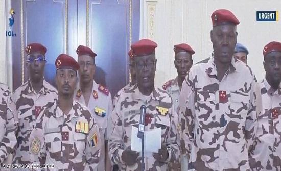 تشاد.. 3 قرارات هامة من الجيش عقب مقتل الرئيس