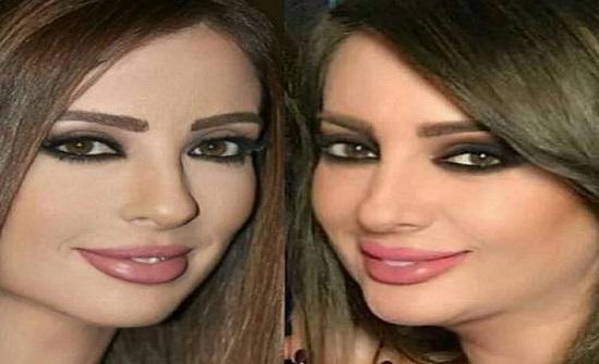 شاهد : شبيهة وفاء الكيلاني تصدم الجمهور بصورة مع حفيدها