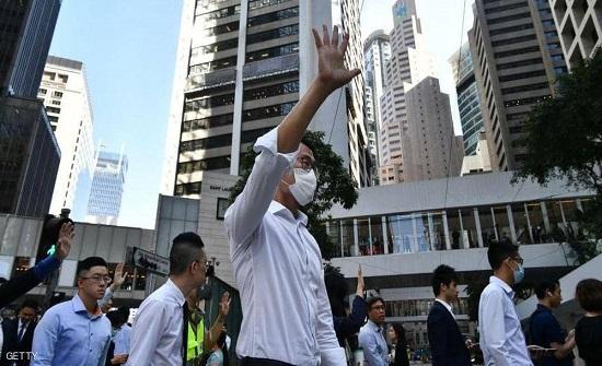 بكين: هونغ كونغ جزء من الصين مهما كانت نتائج الانتخابات