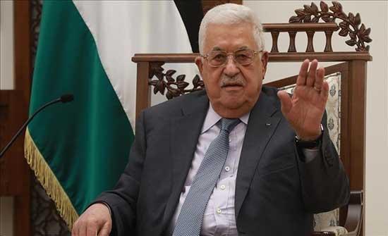 عباس يطلع البابا فرانسيس على اقتحامات المتطرفين للأقصى