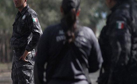 المكسيك.. مقتل 13 ضابط شرطة بهجوم مسلح بولاية ميتشواكان