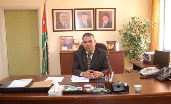 الأستاذ الدكتور أحمد الخصاونة يباشر عمله رئيساً لجامعة إربد الأهلية