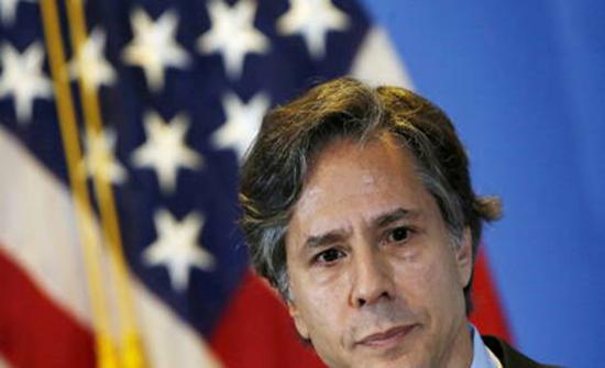 مرشح بايدن لوزارة الخارجية يدعو إلى التعاون الدولي