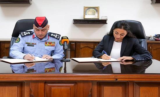 مديرية الأمن العام ومنظمة رشيد للنزاهة والشفافية توقعان مذكرة تفاهم