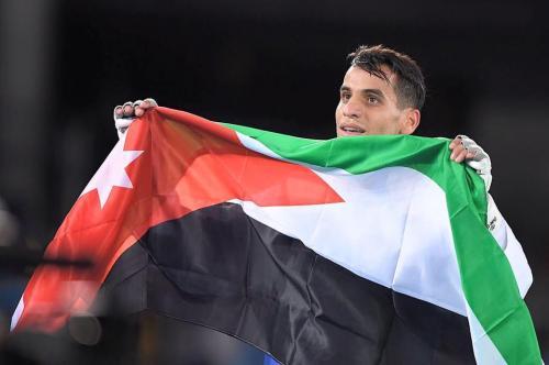 الامن العام : اللاعب ابو غوش موقوف على خلفية قضية منظورة