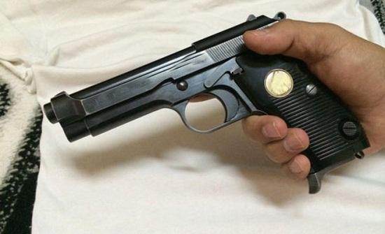 إربد : مطلوب يحاول خطف ابنه من طليقته باستخدام السلاح