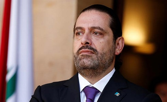 ظهور الحريري ينهي شائعات احتجازه ببلد خليجي