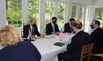 وزير الخارجية وبلينكن يبحثان في واشنطن وقف التصعيد في القدس