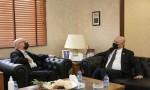 الاردن: نبحث دعم المشاريع الإنشائية في العراق