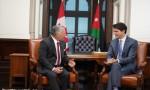 بالفيديو : الملك يعقد مباحثات مع رئيس الوزراء الكندي في أوتاوا