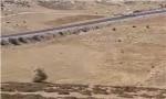 الاجهزة المعنية تفجر قنبلة قديمة عثر عليها في مغارة بالنعيمة .. بالفيديو
