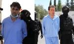 صور  وفيديوهات لمتهمي قضية الفتنة خلال جلسة النطق بالحكم