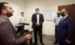 دودين يزور مجموعة الراية الإعلامية في إطار الزيارات التواصلية لمؤسسات الإعلام الوطني