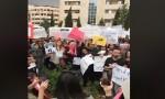 بالفيديو : لعيونك يا فاطمة ... وقفة امام رئاسة الوزراء تضامنا مع النساء