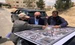الكسبي يوعز بانجاز مشروع تقاطع مرج الحمام