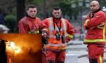 بالفيديو.. إجلاء المئات جراء حريق في ميناء لو هافر شمال فرنسا