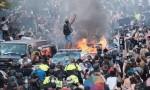 شاهد مظاهرات امريكا وعمليات السلب والنهب - فيديو