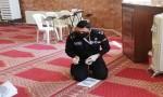 الشرطة المجتمعية تستكمل مبادرة مسافة أمان في المساجد والكنائس