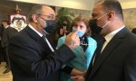 شاهد : صور وزراء ونواب في مناسبات وجلسات واجتماعات بتواريخ مختلفة