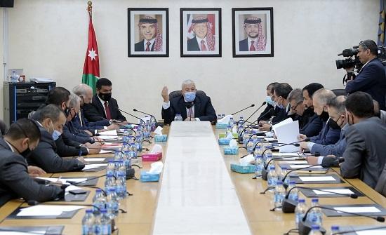 مشتركة نيابية تواصل مناقشة مشروع قانون أمانة عمان
