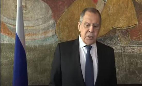 لافروف: مواقف روسيا وأذربيجان تجاه قره باغ متطابقة