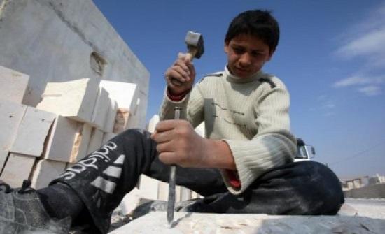 ازدياد اعداد عمالة الاطفال في الأردن بعد جائحة كورونا
