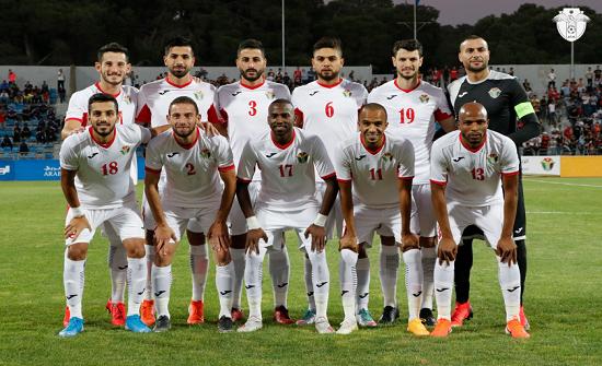 المنتخب الوطني يلتقي منتخب الصين تايبيه بتصفيات كأس العالم غدا