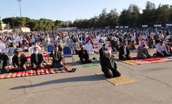 الأوقاف تعلن عن أماكن مصليات عيد الاضحى المبارك- أسماء