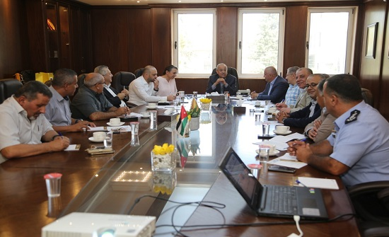 لجنة عمان خضراء 2020 وغرفة صناعة عمان تبحثان سبل التعاون المشترك