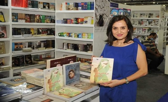 المرأة التي هزمت السرطان  للاعلامية داما الكردي- صور
