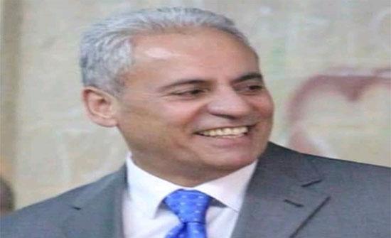 """ترقية الدكتور العمري في """"عمان العربية """"الى رتبة استاذ مشارك"""