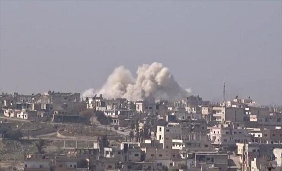 مقتل مدنيين اثنين في قصف للنظام السوري على إدلب