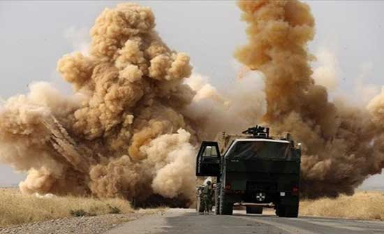 هجومان جديدان يستهدفان التحالف الدولي في العراق