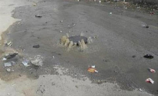 أمانة عمان تتفقد المناهل