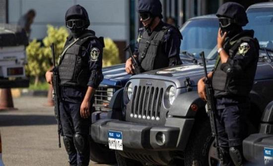 اعتقال اردني في مصر