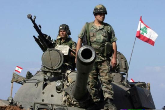 الجيش اللبناني يعلن توقيف 5 سودانيين قرب الحدود مع فلسطين