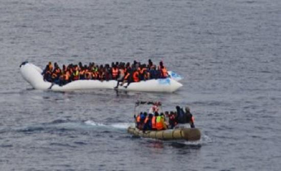 تونس: انقاذ 101 مهاجر غير شرعي بعد غرق مراكبهم