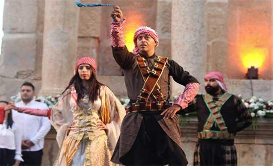 الثقافة : إقامة مهرجان جرش مرهون بتحسن الوضع الوبائي